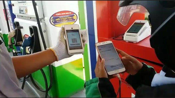 Mulai 1 Juli 2020, Pertamina Uji Coba Transaksi Non Tunai Pelanggan di Seluruh SPBU Kota Surabaya