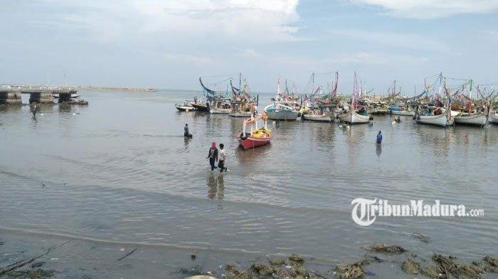 Imbas Cuaca Tak Menentu, Nelayan di Madura Keluhkan Tangkapan yang Tak Menentu Hingga Cuaca Buruk
