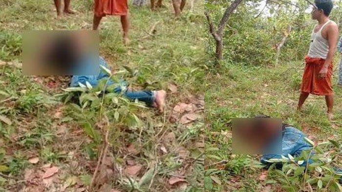 Fakta Baru Pria yang Bersimbah Darah di Sumenep, Kisah Masa Lalu Pria itu Terkuak Diungkap Polisi