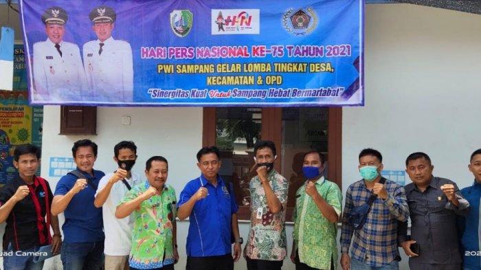 Peringati Hari Pers Nasional 2021, PWI Sampang Gelar Berbagai Lomba dari Tingkat Desa hingga OPD