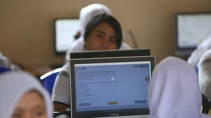 Pengganti Ujian Nasional Berbasis Komputer (UNBK), 70 Persen Jalur Prestasi dari Nilai Rapor
