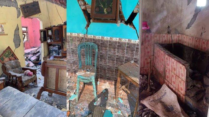 BREAKING NEWS - Terjadi Gempa Susulan 5,5 Magnitudo Minggu 11 April 2021 di Malang, Warga Panik
