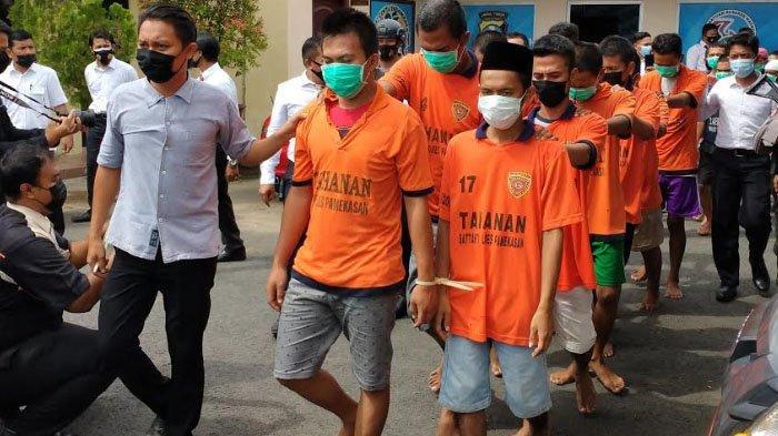 Diduga Pakai Sabu, Wanita 29 Tahun Ditangkap Polisi di Mangar Pamekasan, Berstatus Pendatang Baru