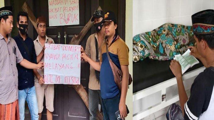 Diduga Pelayanan Buruk, Satu Nyawa Bocah 10 Tahun Jadi Korban, Warga Segel Puskesmas di Sampang