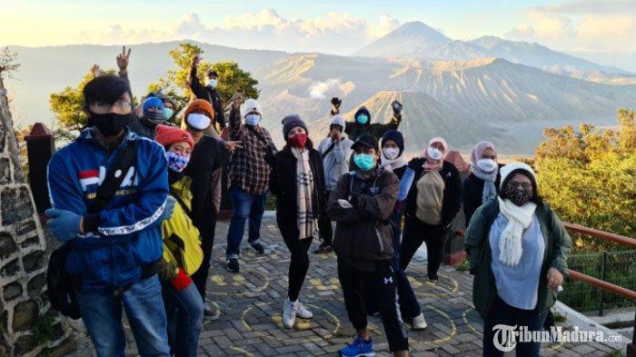 Wisata Gunung Bromo Tetap Buka saat Libur Tahun Baru, Wisatawan Wajib Bawa Hasil Rapid Test Antigen