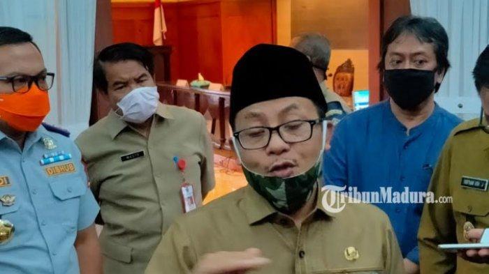 Sutiaji Tak Ingin PSBB di Kota Malang Diperpanjang, Kini Tengah Susun Kebijakan untuk New Normal