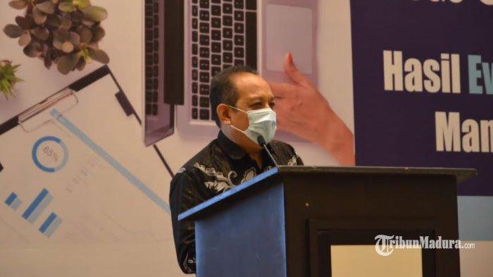 Sekda Trenggalek Joko Irianto Positif Covid-19, Koordinasi Pekerjaan Lewat Telepon dan WhatsApp