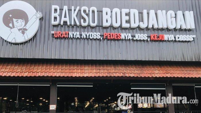 Selama Bulan Ramadhan, Bakso Boedjangan Jalan A Yani Surabaya Bagi-Bagi Promo dan Beri Takjil Gratis