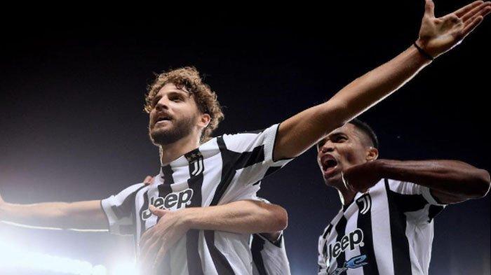 Hasil Liga Italia : Juventus dan Inter Milan Raih Kemenangan Penting