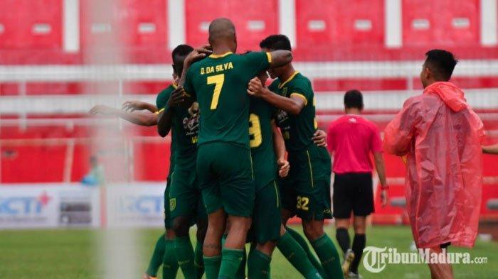 Persebaya Vs Persija di Final Piala Gubernur Jatim 2020, Usai Persebaya Kalahkan Arema FC 4-2