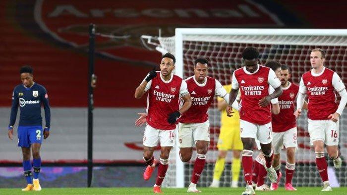 Arsenal Awali Tahun Baru 2021 dengan Kemenangan Sempurna, Hancurkan West Bromwich Albion 0-4