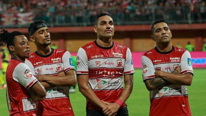 Madura United Tetap Ingin Liga 1 2020 Dihentikan Total, Singgung soal Jumlah Pasien Covid-19