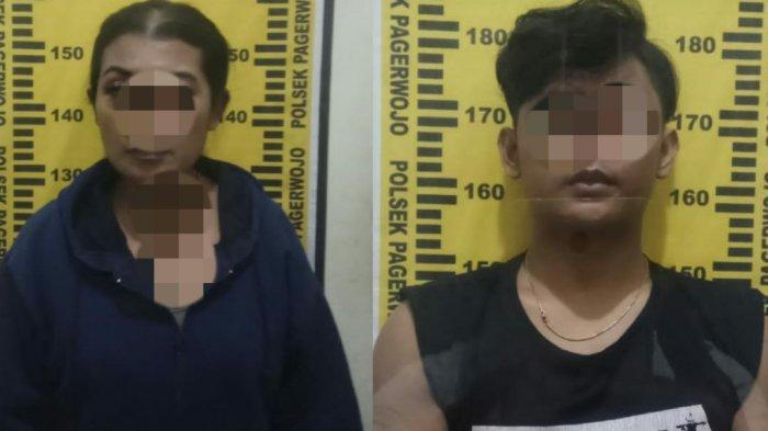 Ibu dan Anak di Tulungagung Bagi Tugas saat Mencuri Motor,  Hasil Curanmor Dijual Lewat Facebook