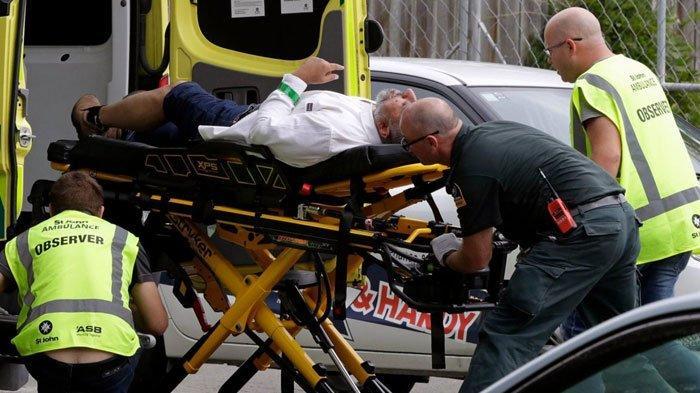 Kisah Korban Selamat Penembakan di Selandia Baru, Pura-Pura Mati Agar Tak DitembakBrenton Tarrant