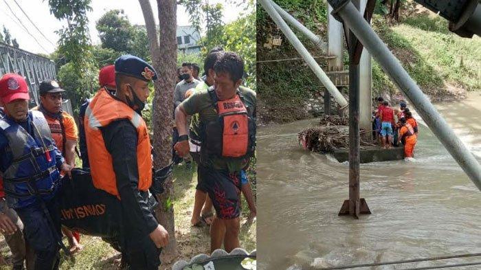 Nyebrang Sendirian, Nenek Sumirah Ditemukan Tewas Tenggelam di Sungai Grogolan Kabupaten Bojonegoro