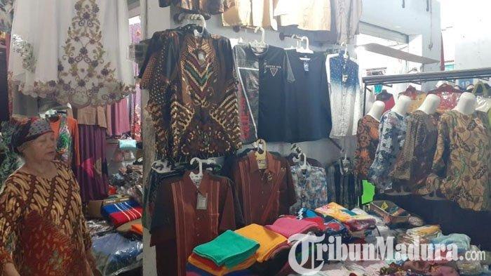 Wanita Muda Curi Belasan Pakaian di Pasar Besar Madiun, Saat Diciduk Kondisinya Bikin Kaget Polisi