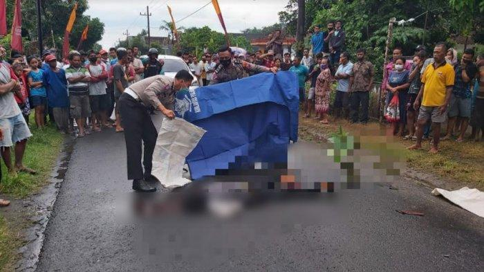 Jadi Korban Tabrak Lari di Kabupaten Kediri, Seorang Pria Tewas Ditabrak Motor di Desa Sidorejo