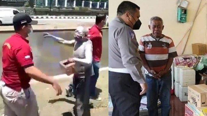 Nasib Agus, Pensiunan Polisi yang Tertangkap saat Jadi Manusia Silver, Kisahnya Viral di Medsos