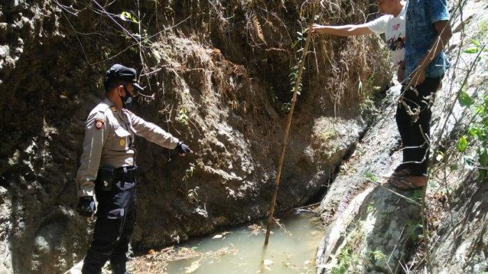 Sakit Tak Kunjung Sembuh, Seorang Wanita Ponorogo Diduga Menceburkan Diri ke Sungai Desa Baosan Lor