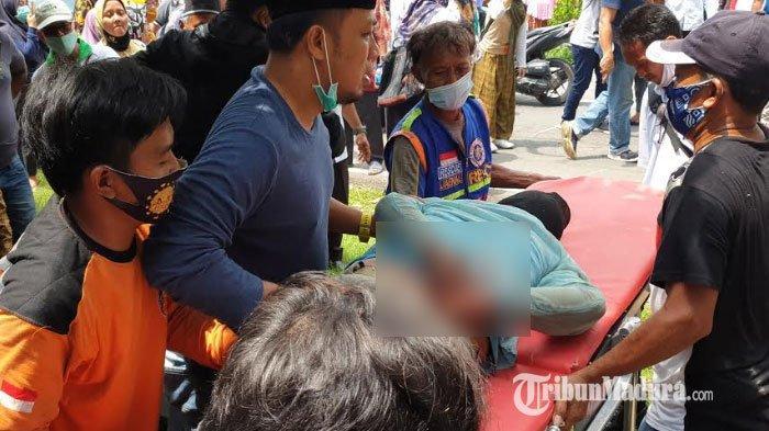 Kronologi Pria ODGJ di Mojokerto Bacok Tetangga hingga Tewas, Sebelumnya Korban Mencangkul di Ladang