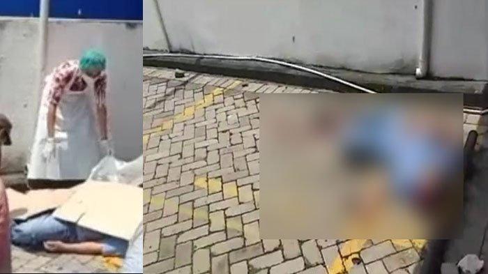 BREAKING NEWS - Viral Video Pria Tergeletak Bersimbah Darah di Bangkalan, Ada Luka di Bagian Perut