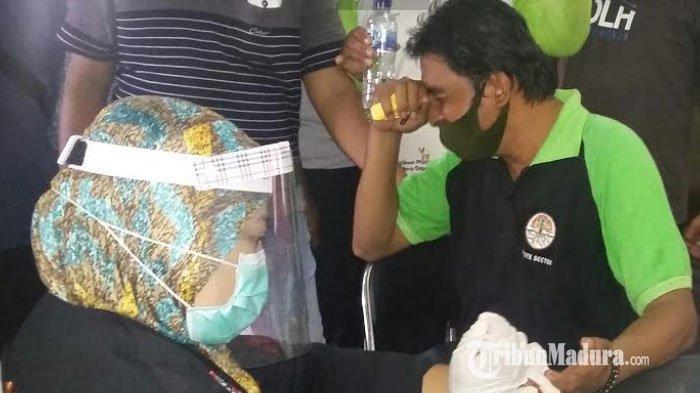 Satu Karyawan Terpapar Covid-19, Seluruh Staf DLH Kabupaten Situbondo Dilakukan Rapid Test