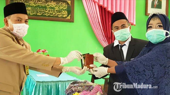 Pandemi Covid-19 Belum Berakhir, 231 Pasang Calon Pengantin Tuban akan Nikah di Malam Songo Ramadan