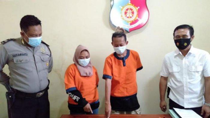Gara-gara Sabu, Sepasang Kekasih di Gresik Gagal Nikah, Minimarket Jadi Lokasi Transaksi Narkoba