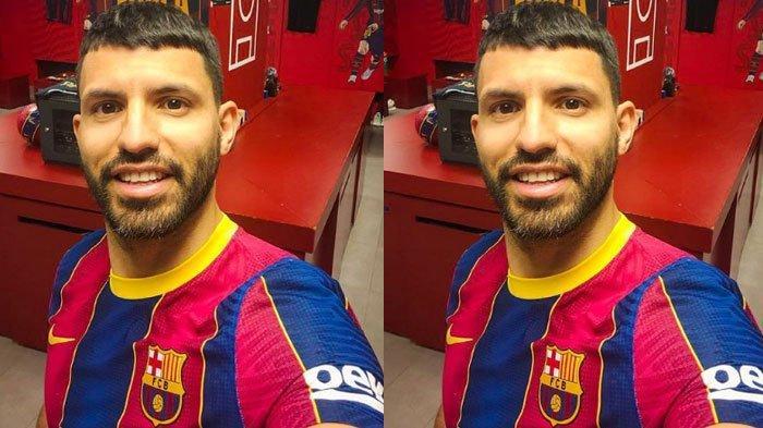 Aguero Resmi Gabung Barcelona Sekaligus Masa Depan Lionel Messi Terungkap, Bakal Perpanjang Kontrak?