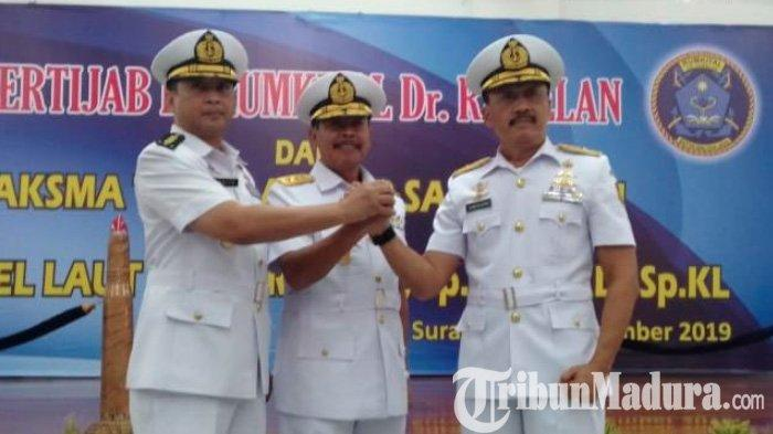 Radito Arek Suroboyo Jabat Kepala RSAL dr Ramelan Surabaya Gantikan Ahmad Samsulhadi