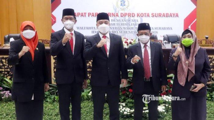 10 Kebijakan Strategis Eri Cahyadi - Armuji di Surabaya, APBD Sepenuhnya Kesejahteraan Masyarakat
