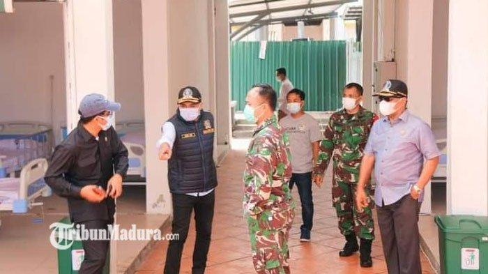 Rumah Karantina di Bangkalan yang Dikeluhkan Warga Kini Disidak, Anggota DPR Sampaikan Temuannya