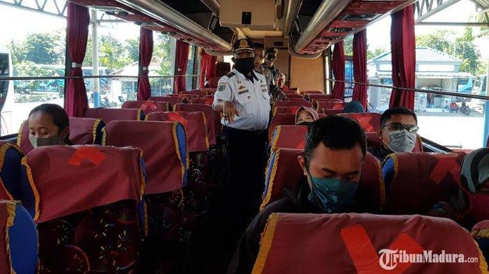 Mendekati Libur Tahun Baru Islam, Jumlah Penumpang di Terminal Purabaya Masih Turun hingga 90 Persen