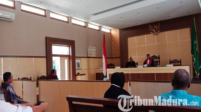 Kasus Anggota DPRD Pamekasan Aniaya Istri Siri Masuk Meja Hijau, Hadari Dijerat Pasal Penganiayaan
