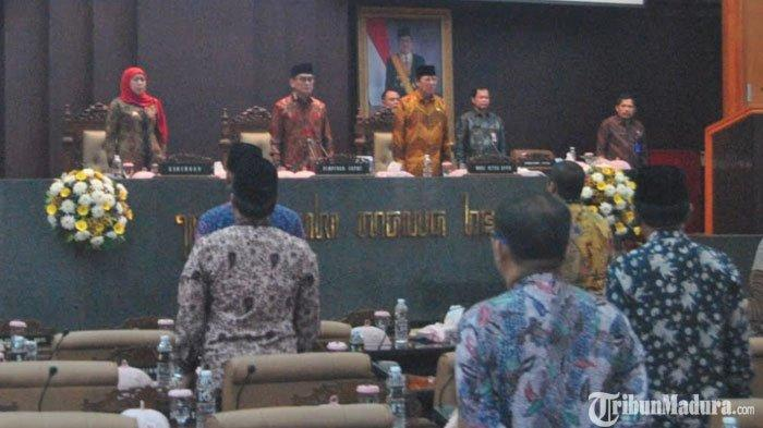 Anggota DPRD Jatim Dilantik 31 Agustus 2019, PDIP dan PKB Jadi Pimpinan Sementara
