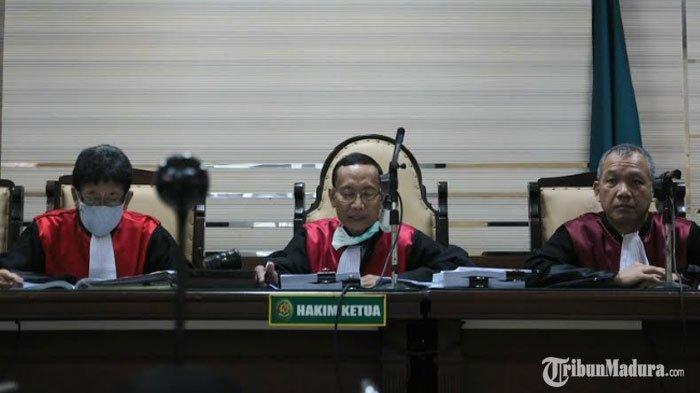 Permohonan Justice Collaborator Penyuap Bupati SidoarjoSaiful Ilah Dikabulkan Pengadilan Tipikor