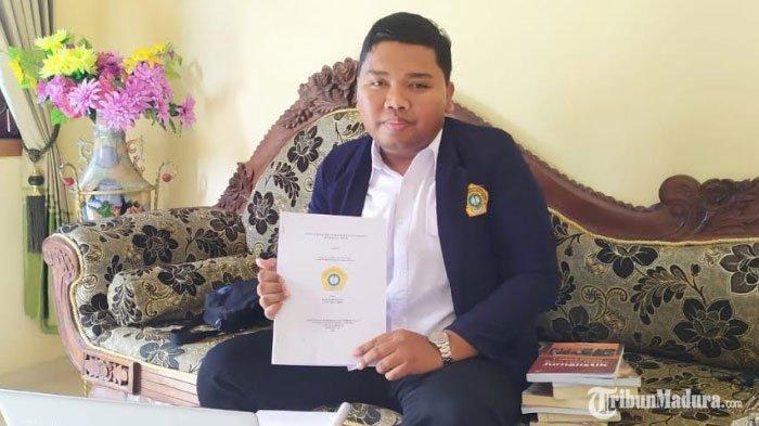 Mahasiswa Universitas Trunojoyo Madura Gelar Sidang Skripsi Online, Optimistis Dapat Hasil Memuaskan