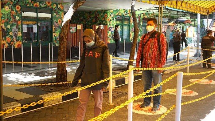 Kebun Binatang Surabaya (KBS) Dibuka Lagi Mulai 27 Juli 2020, Simak Aturan Baru Bagi Pengunjung