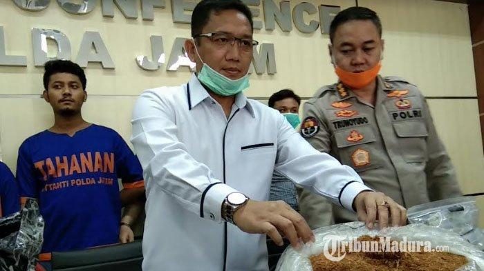 FAKTA 3 Pelaku Sindikat Pengedar Tembakau Gorila Via Media Sosial, Peroleh Pasokan dari Jawa Barat