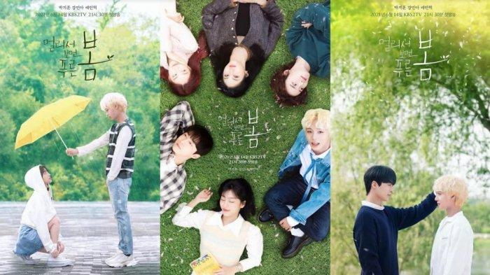 Ada True Beauty dan Light On Me, Ini 5 Drama Korea yang Mirip Drakor At A Distance, Spring Is Green