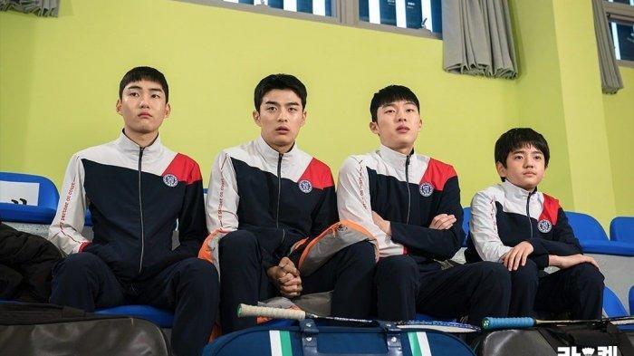 Sinopsis Drama Racket Boys, Kisah Perjuangan Sekelompok Anak Desa Menjadi Atlet Bulu Tangkis Ternama