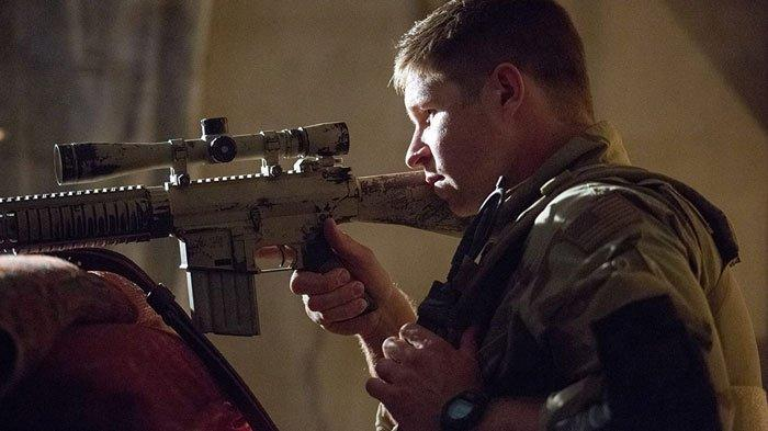 Sinopsis Film American Sniper, The Devil, Tentara yang Melegenda Karena Kemampuan Menembaknya