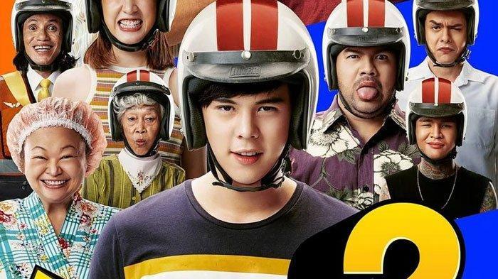 Sinopsis Film Bikeman 2, Fim Asal Thailand Bergenre Komedi Romantis, Kisah Kebohongan Sakkarin