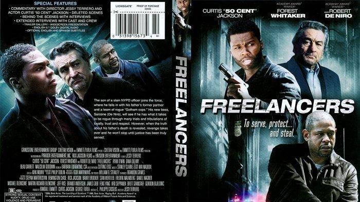 Sinopsis Film Freelancers, Mengisahkan Polisi NYPD yang Berusaha Mengungkap Kejahatan