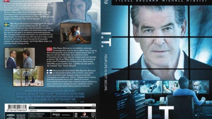 Sinopsis Film I.T, Pierce Brosnan Versus Konsultan IT Psikopat di Trans TV Malam ini Pukul 23.30 WIB