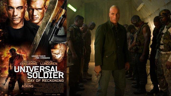 Sinopsis Film Universal Soldier: Day of Reckoning Dibintangi Jean Claude Van Damme, Tayang Malam Ini