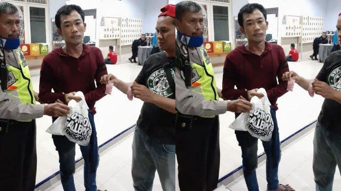 Sipir Lapas Kelas I Surabaya di Porong Gagalkan Penyelundupan 200 Ekstasi yang Tersimpan di Sweater