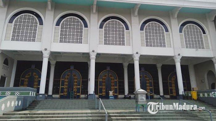 Dimeriahkan Gus Miftah dan Atta Halilintar, Masjid Al Akbar Surabaya Gelar Takbiran Jelang Idul Adha