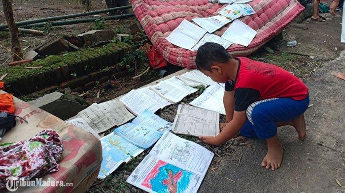 36 Sekolah TerdampakBanjir Bandang di Madiun, Disdik Pastikan Pelajar Tetap Ikut Ujian Sekolah