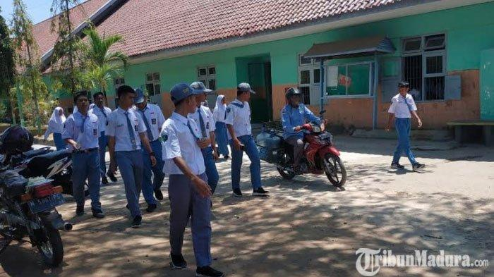 Pembelajaran Tatap MukaSiswaSMA SMK SLB di Jawa Timur Dimulai 18 Agustus 2020, Simak Penjelasannya